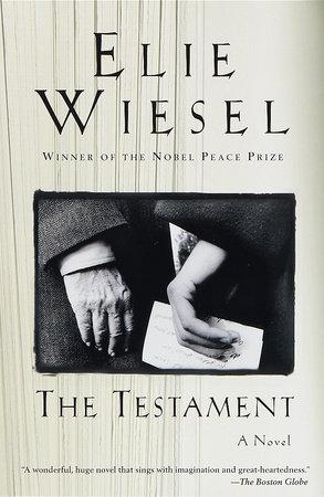 The Testament by Elie Wiesel