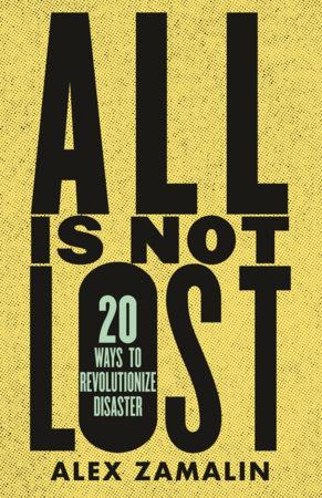 All Is Not Lost by Alex Zamalin