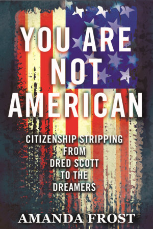 You Are Not American by Amanda Frost
