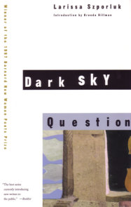 Dark Sky Question