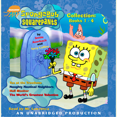 Spongebob Squarepants Collection: Books 1-4 by Annie Auerbach and Terry Collins