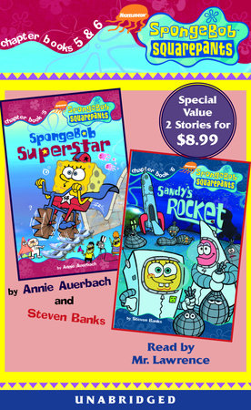 Spongebob Squarepants: Books 5 & 6 by Annie Auerbach and Steven Banks