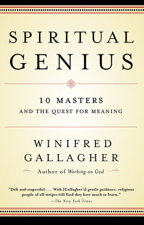 Spiritual Genius by Winifred Gallagher