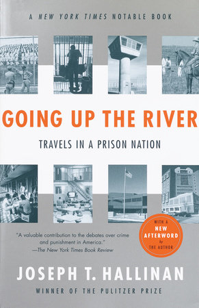 Going Up the River by Joseph T. Hallinan