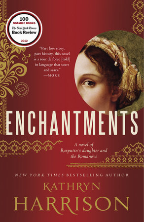 Enchantments by Kathryn Harrison