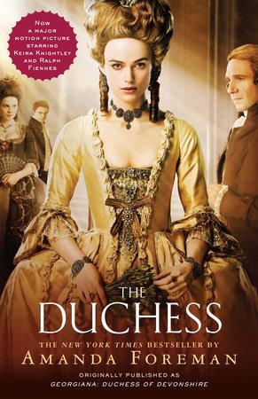 The Duchess by Amanda Foreman
