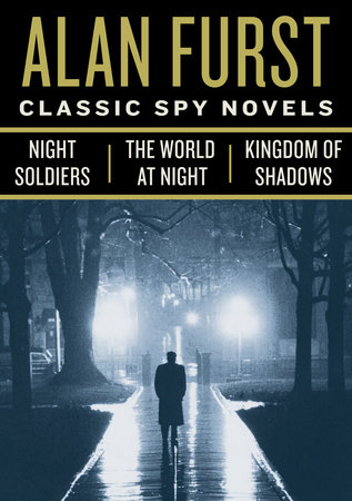 Classic Spy Novels 3-Book Bundle by Alan Furst