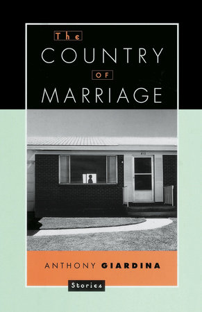 The Country of Marriage by Anthony Giardina