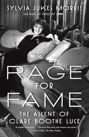 Rage for Fame by Sylvia Morris