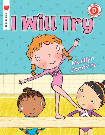 I Will Try by Marilyn Janovitz