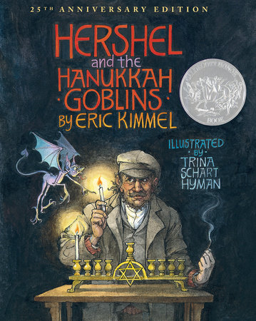 Hershel and the Hanukkah Goblins by Eric A. Kimmel