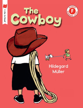 The Cowboy by Hildegard Muller