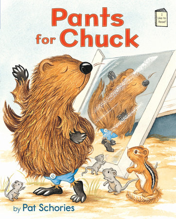 Pants for Chuck by Pat Schories