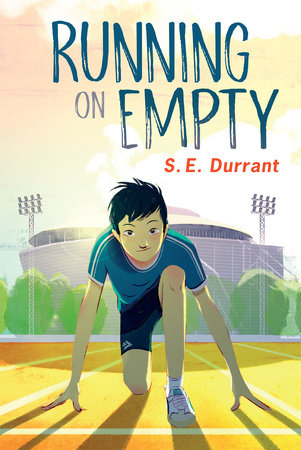 Running on Empty by S. E. Durrant