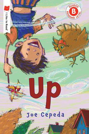 Up by Joe Cepeda
