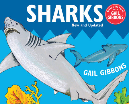 Sharks (New & Updated Edition) by Gail Gibbons