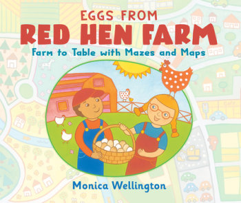 Eggs from Red Hen Farm