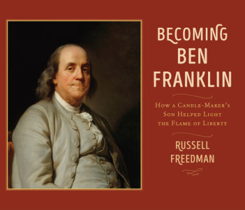 Becoming Ben Franklin