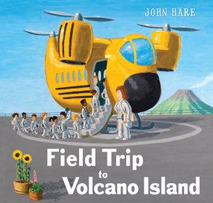 Field Trip to Volcano Island