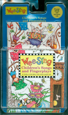 Wee Sing Children's Songs and Fingerplays by Pamela Conn Beall and Susan Hagen Nipp