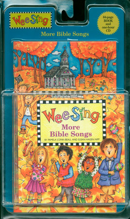 Wee Sing More Bible Songs by Pamela Conn Beall and Susan Hagen Nipp