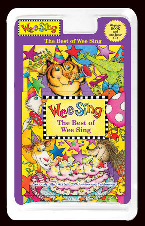 The Best of Wee Sing by Pamela Conn Beall and Susan Hagen Nipp