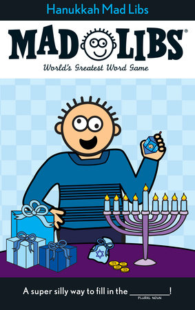 Hanukkah Mad Libs by