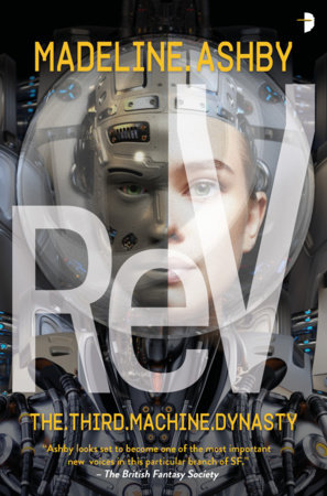 ReV by Madeline Ashby