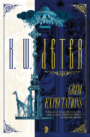Grim Expectations by K.W.  Jeter