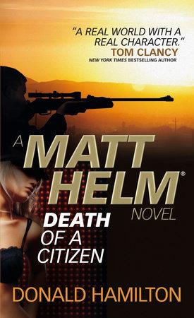 Matt Helm - Death of a Citizen by Donald Hamilton