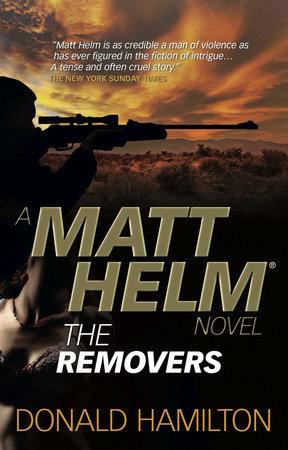 Matt Helm - The Removers by Donald Hamilton