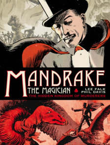 Mandrake the Magician: The Hidden Kingdom of Murderers