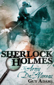 Sherlock Holmes: The Army of Doctor Moreau