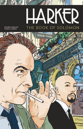 Harker: The Book of Solomon by Roger Gibson