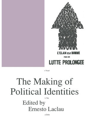The Making of Political Identities by