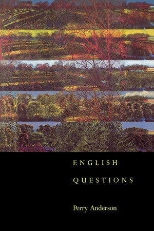 English Questions by Perry Anderson