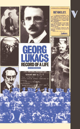 Record of a Life by Georg Lukacs