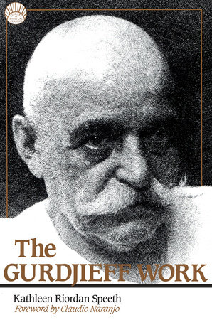 The Gurdjieff Work by Kathleen Riordan Speeth