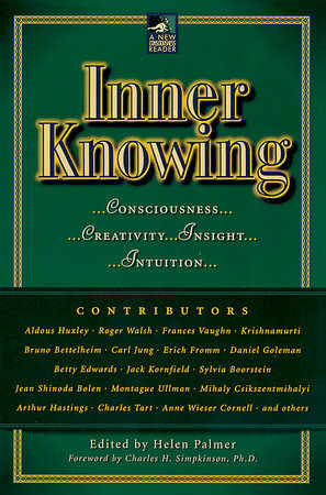 Inner Knowing by Helen Palmer
