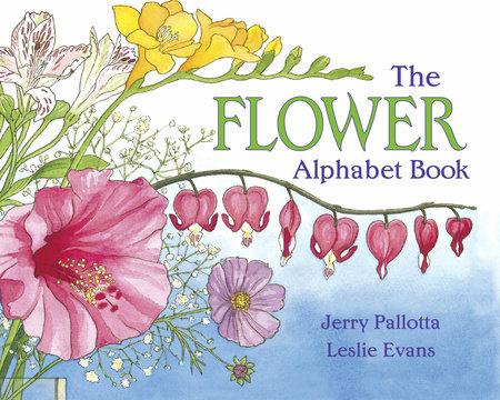 The Flower Alphabet Book by Jerry Pallotta