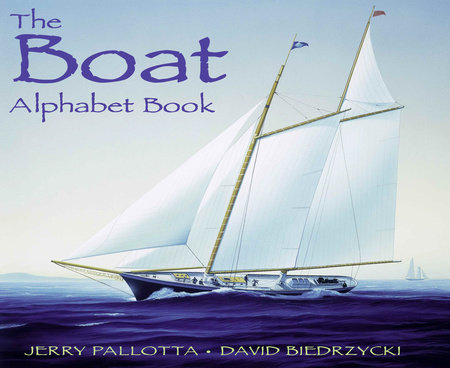 The Boat Alphabet Book by Jerry Pallotta