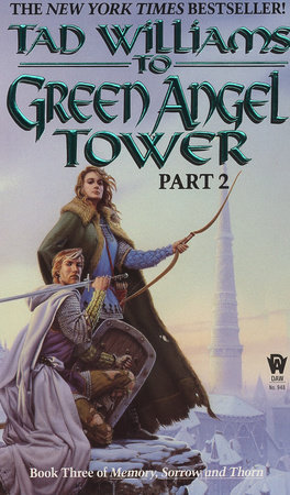 To Green Angel Tower: Part II by Tad Williams