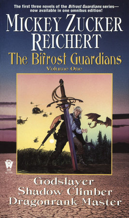 The Bifrost Guardians by Mickey Zucker Reichert