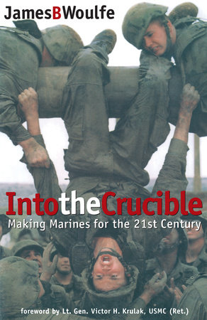 Into the Crucible by James Woulfe