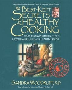 The Best-Kept Secrets of Healthy Cooking