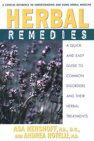 Herbal Remedies by Asa Hershoff