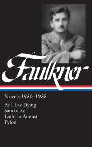William Faulkner Novels 1930-1935 (LOA #25)