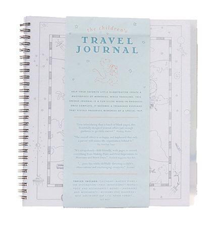 The Children's Travel Journal by Ann Banks