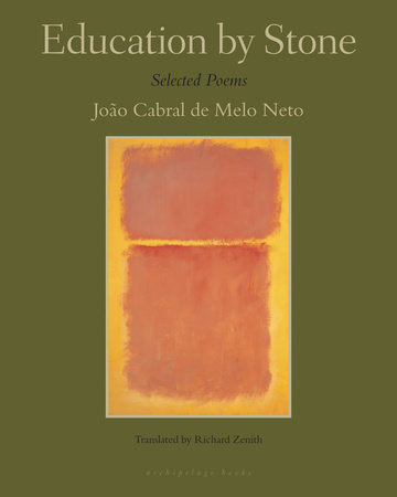 Education by Stone by Joao Cabral De Melo Neto