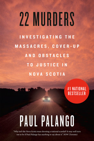 22 Murders by Paul Palango